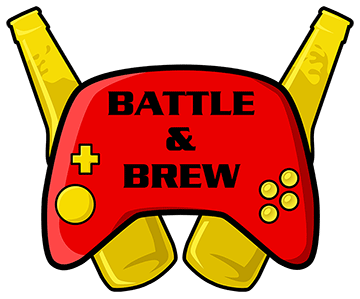Battle and Brew logo