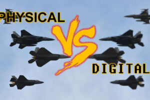 Physical media vs Digital media