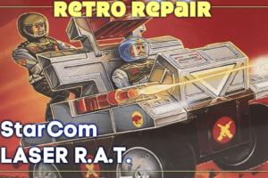 Retro Repair: StarCom Laser R.A.T.